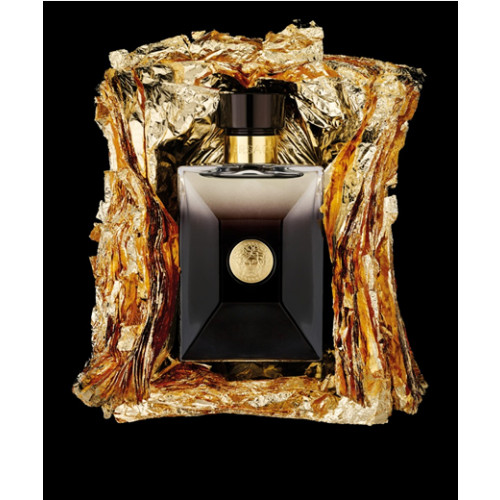 Versace Pour Homme Oud Noir 100ml eau de parfum spray