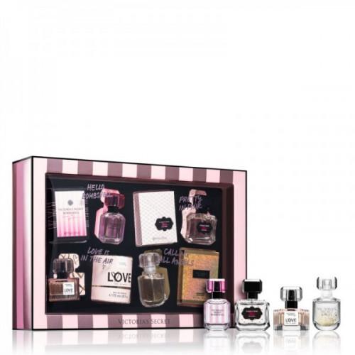 Victoria's Secret miniatuurset (Love, Bombshell, Tease, Angel Gold)