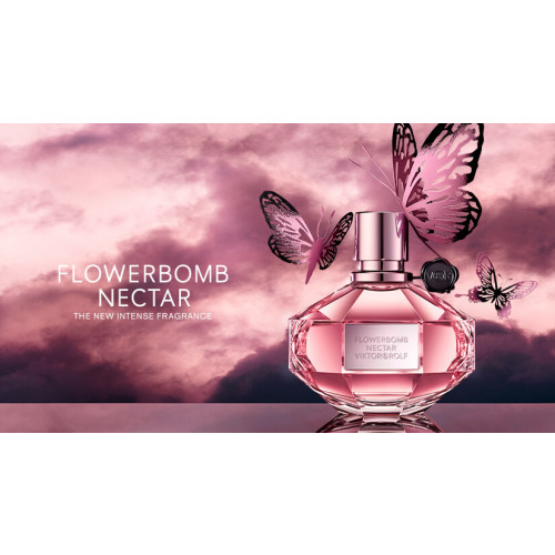 Viktor & Rolf Flowerbomb Nectar 90ml eau de parfum spray