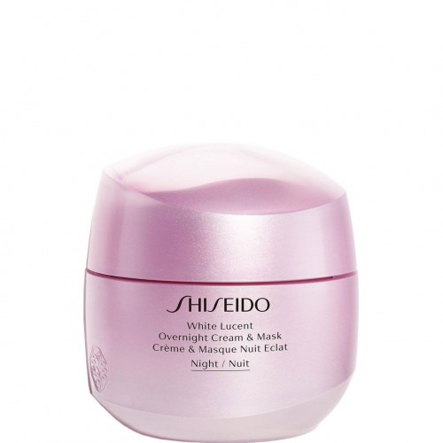 Shiseido White Lucent Overnight Cream & Mask 75ml
