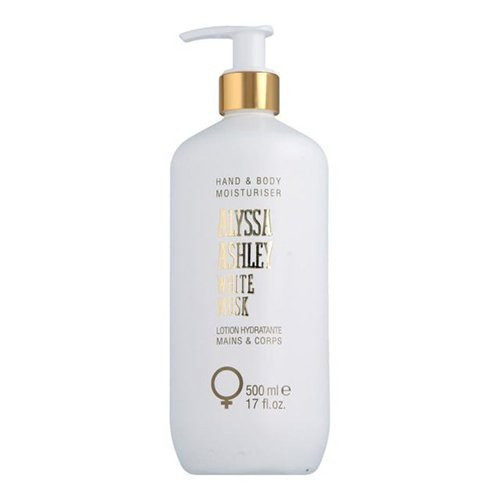Alyssa Ashley White Musk 500ml Bodylotion met pomp