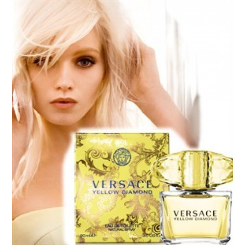 Versace Yellow Diamond 50ml eau de toilette spray