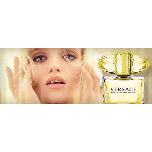 Versace Yellow Diamond 200ml eau de toilette spray