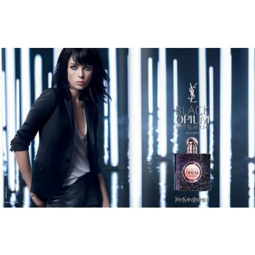 YSL Yves Saint Laurent  Black Opium Nuit Blanche 90ml eau de parfum spray