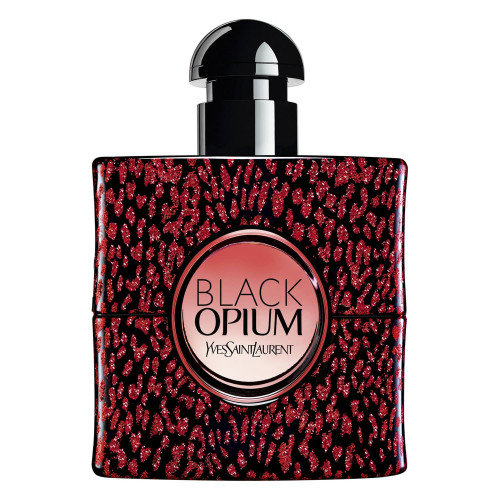 YSL Yves Saint Laurent Black Opium Baby Cat Collector Edition 50ml eau de parfum spray