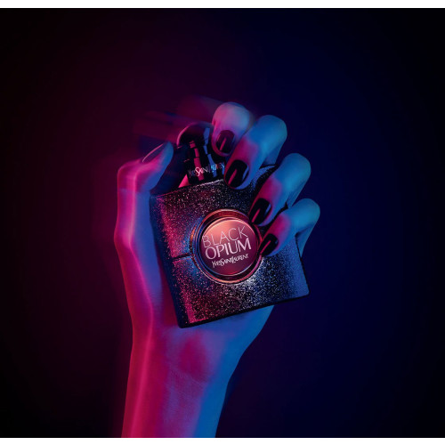 YSL Yves Saint Laurent Black Opium Glowing 50ml eau de toilette spray