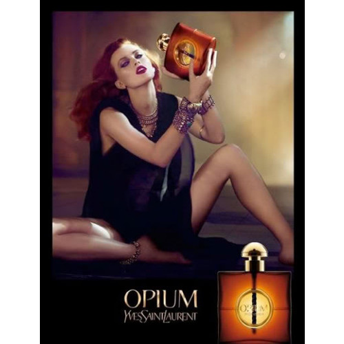 YSL Yves Saint Laurent Opium Femme 50ml eau de parfum spray