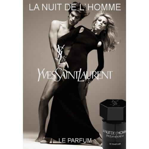 Yves Saint Laurent La Nuit de L'homme Le Parfum 100ml parfum spray