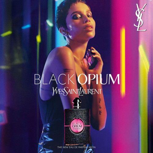 YSL Yves Saint Laurent Black Opium Neon 75ml eau de parfum spray