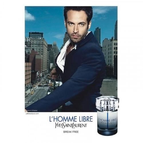 YSL Yves Saint Laurent L'Homme Libre 40ml eau de toilette spray
