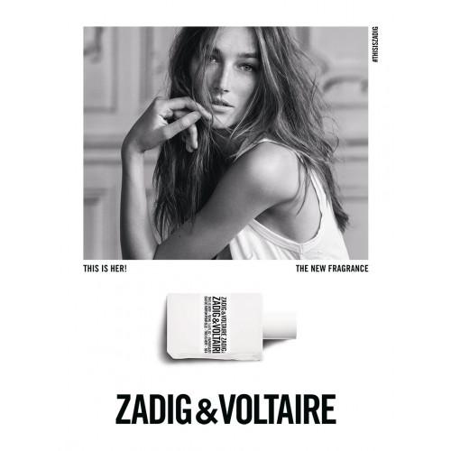 Zadig & Voltaire This Is Her! 100ml eau de parfum spray
