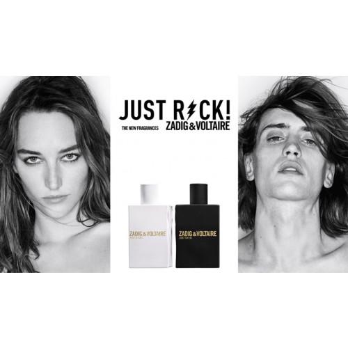 Zadig & Voltaire Just Rock! For Her 100ml eau de parfum spray