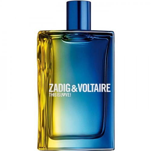 Zadig & Voltaire This Is Love! For Him 100ml eau de toilette spray