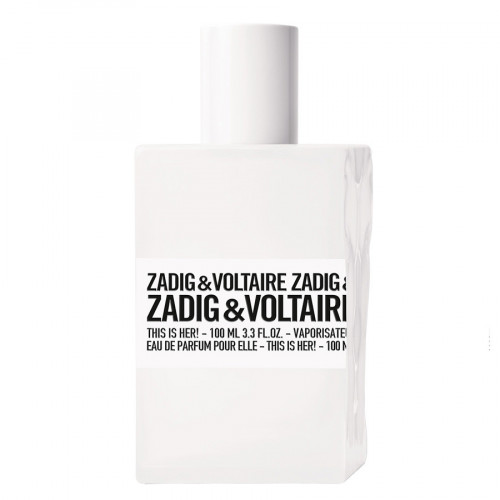 Zadig & Voltaire This Is Her! 100ml eau de parfum spray