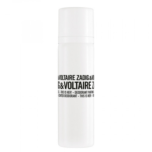 Zadig & Voltaire This Is Her! 100ml Deodorant spray