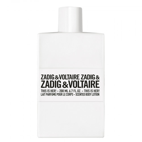 Zadig & Voltaire This Is Her! 200ml Bodylotion