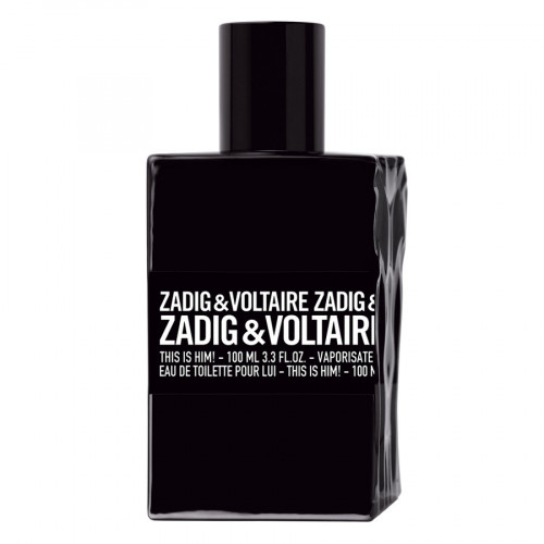 Zadig & Voltaire This Is Him! 100ml eau de toilette spray