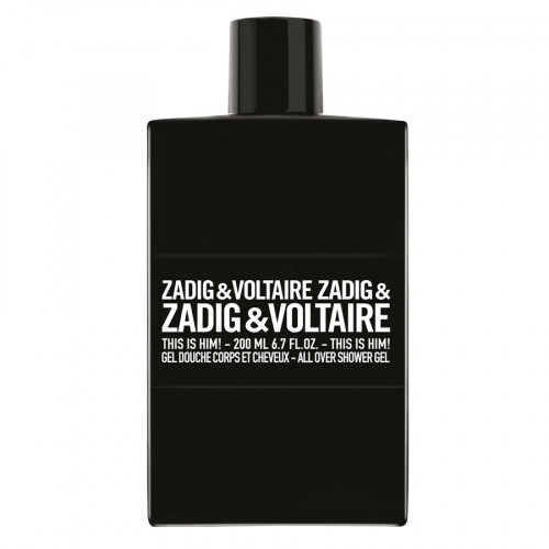 Zadig & Voltaire This Is Him! 200ml Showergel