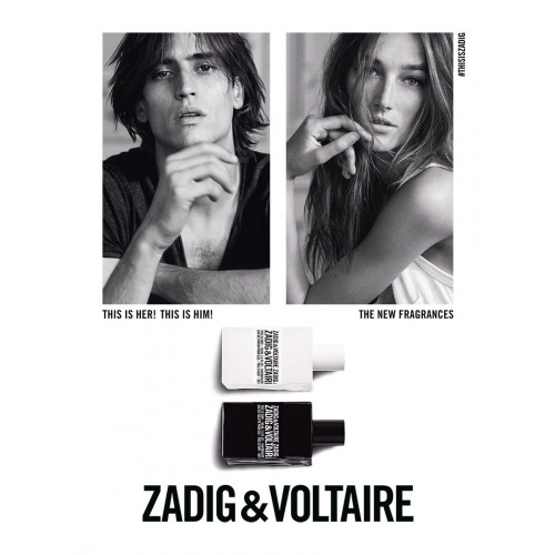 Zadig & Voltaire This Is Her! 200ml Showergel