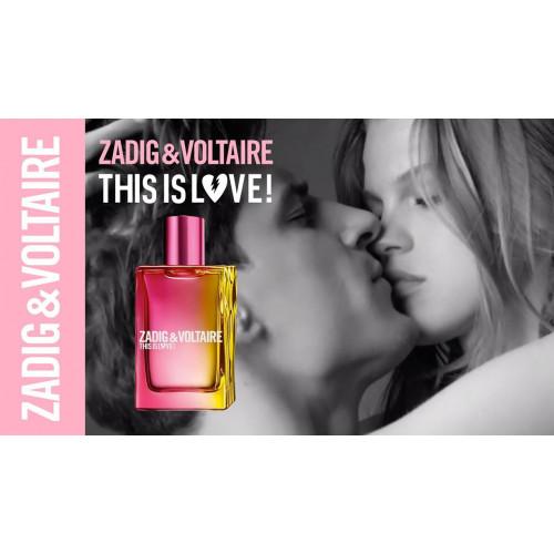 Zadig & Voltaire This is Love! For Her 30ml eau de parfum spray