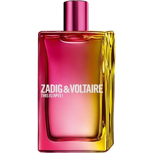 Zadig & Voltaire This is Love! For Her 100ml eau de parfum spray