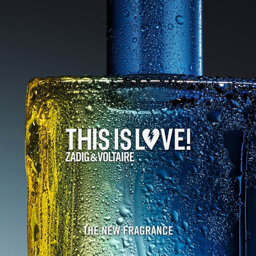 Zadig & Voltaire This Is Love! For Him 30ml eau de parfum spray