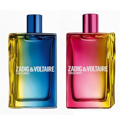 Zadig & Voltaire This Is Love! For Him 50ml eau de parfum spray