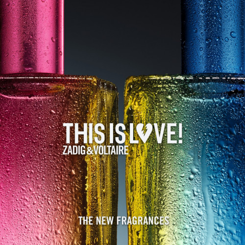 Zadig & Voltaire This is Love! For Her 50ml eau de parfum spray