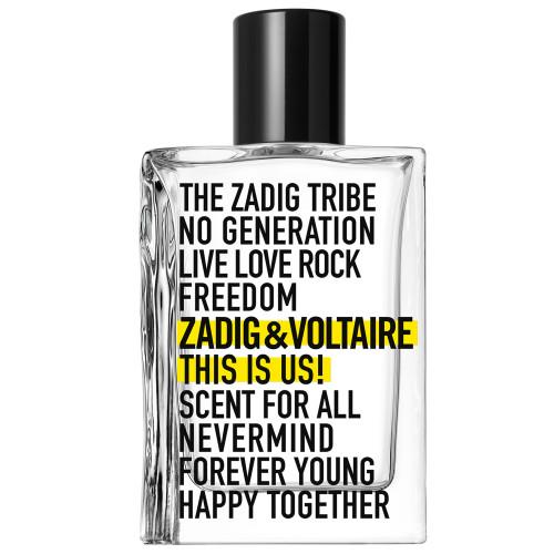 Zadig & Voltaire This Is Us! 100ml eau de toilette spray