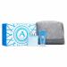 Azzaro Chrome Set 50ml eau de toilette spray + 50ml Showergel + Pouch
