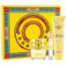 Versace Yellow Diamond Set 90ml eau de toilette spray + 100ml Bodylotion + 10ml edt Tasspray