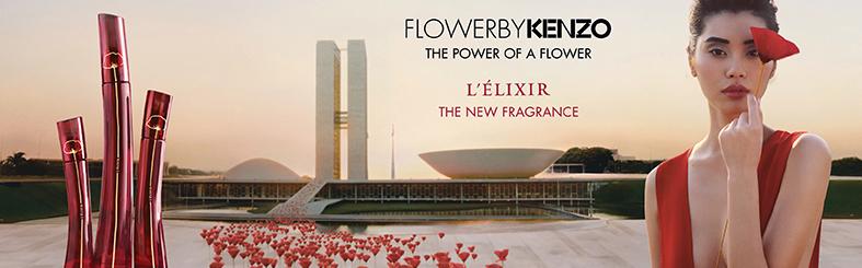 Kenzo flower L'Elixer