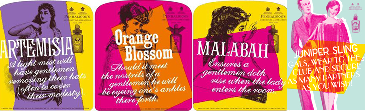Penhaligon's dames parfums