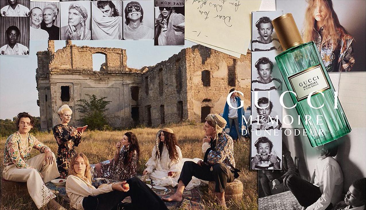 Nieuw van Gucci! Mémoire d'Une Odeur eau de parfum