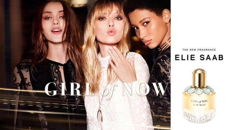 Nieuw! Elie Saab Girl of Now. Een unieke orientaalse bloemengeur