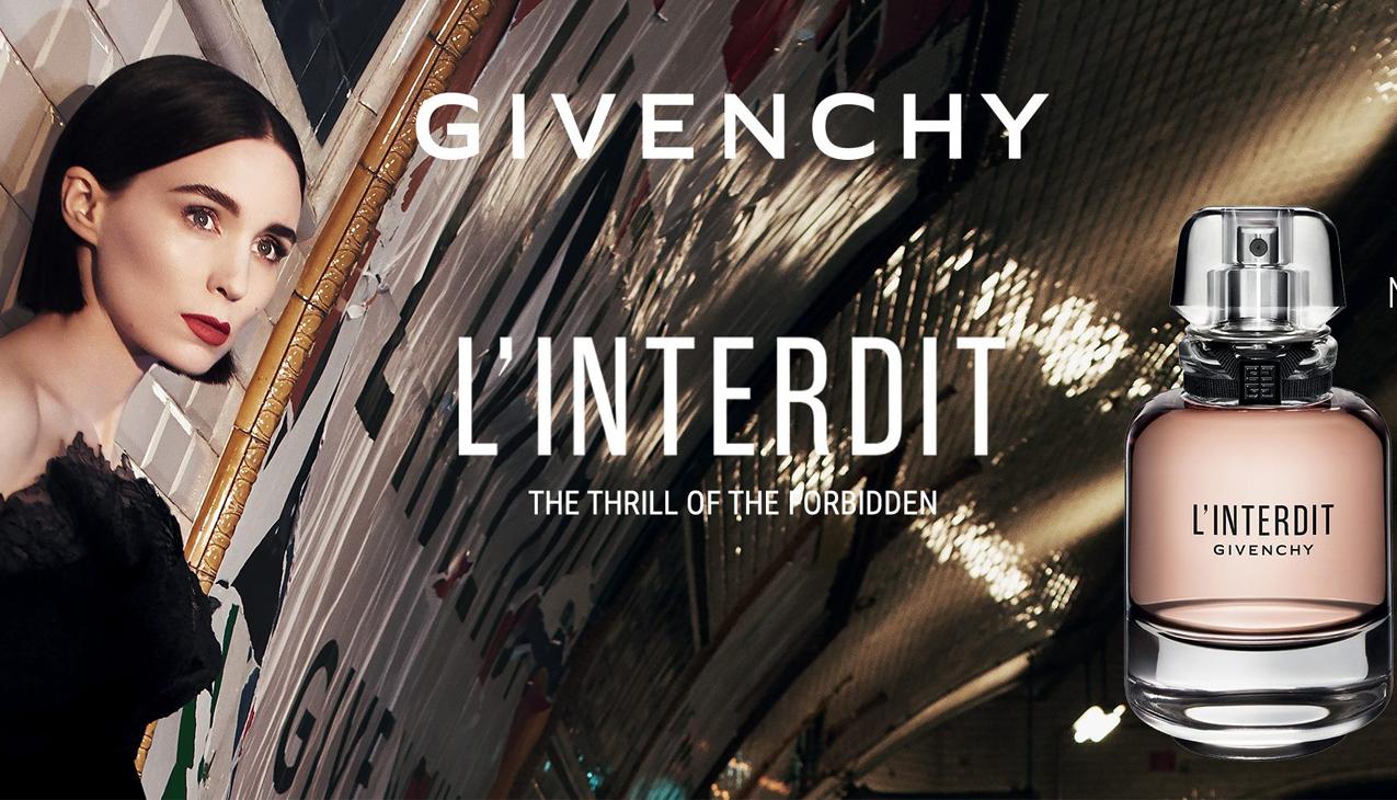 Givenchy L'Interdit - de choquerende chique