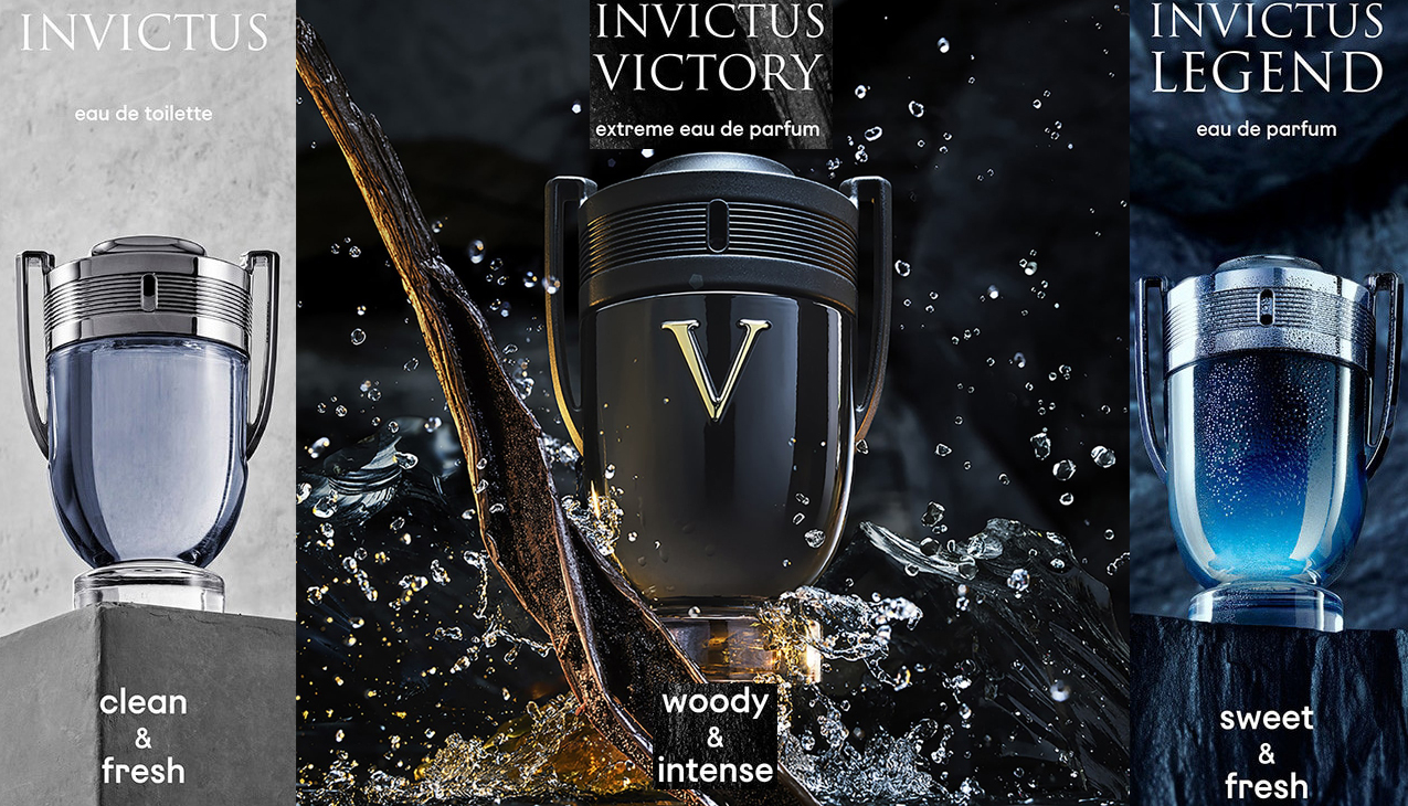 Paco Rabanne Invictus Victory; Victory is yours!