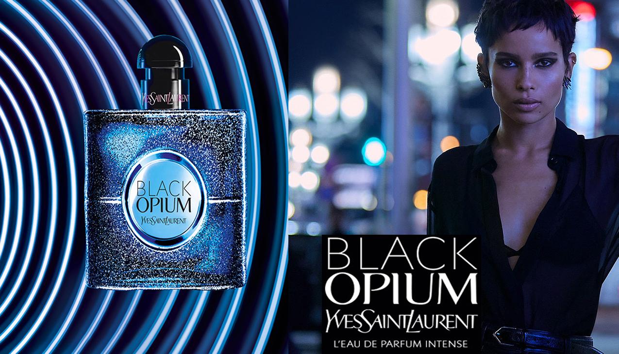 Yves Saint Laurent Black Opium Intense; volg de roep van de nacht!