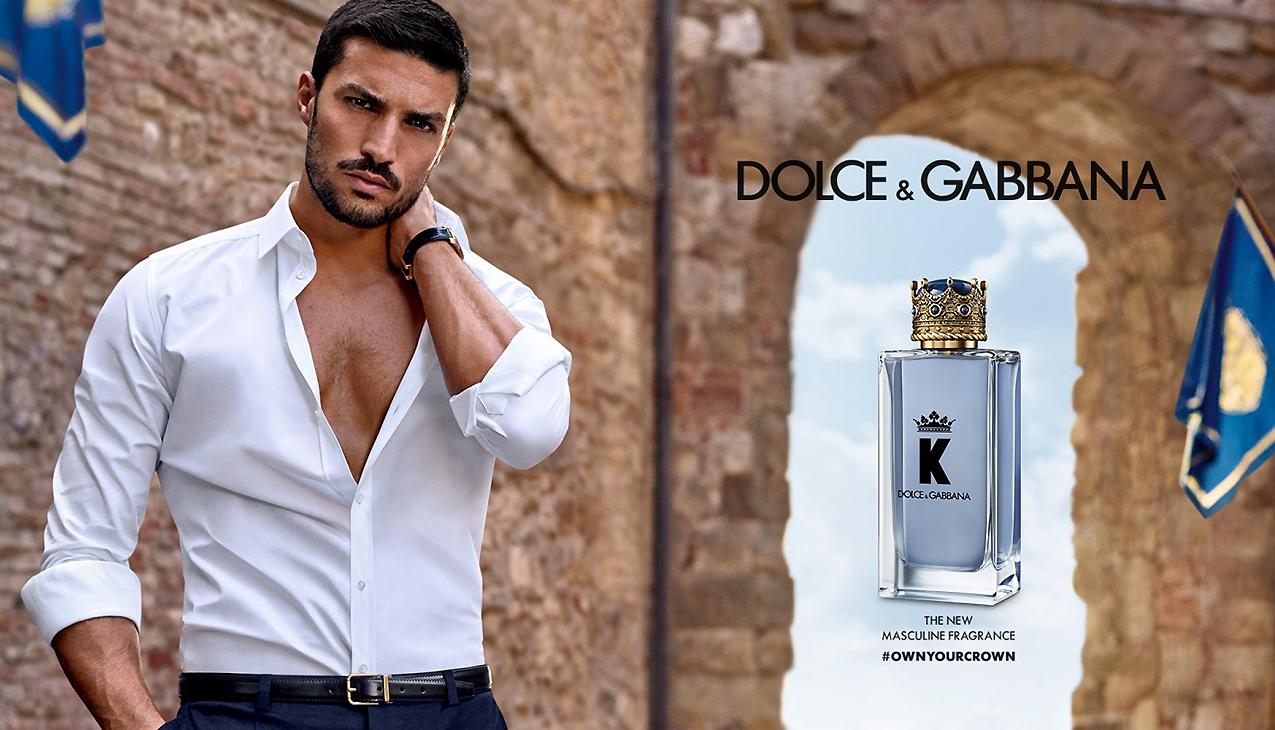 K by Dolce&Gabbana viert een nieuw tijdperk van mannelijkheid