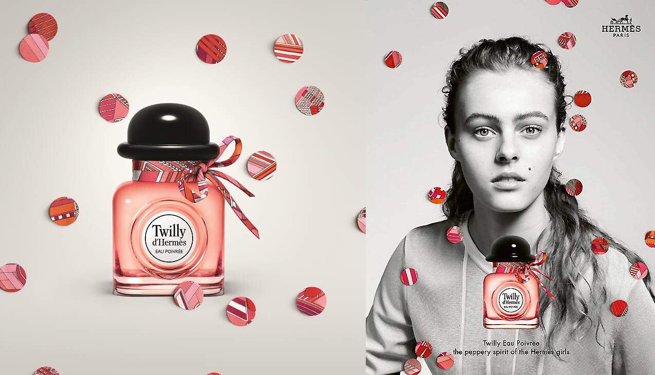 Twilly Eau Poivrée eau de parfum doordringt huid en geest - kleurrijk en boeiend.