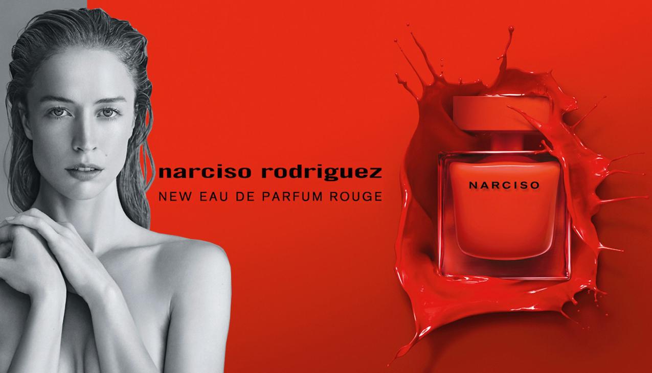 Nieuw! Narciso Rodriguez Narciso Rouge eau de parfum
