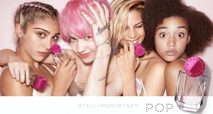 Nieuw! Stella McCartney Pop is charmant, authentiek en ondeugend. Een unieke geur.
