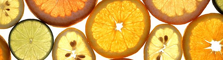 Citrusachtige geuren bij Parfumcenter.nl